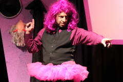 The Babysitter unhinged!  Eureka Theater, San Francisco CA, 2011