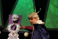 The Good King!  Eureka Theater, San Francisco CA, 2011