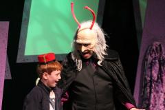 The Lackey has a great idea!  Eureka Theater, San Francisco CA,  2011