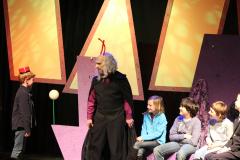 The Villain, The Lackey and The Villain's Wordsmiths!  Eureka Theater, San Francisco CA, 2011