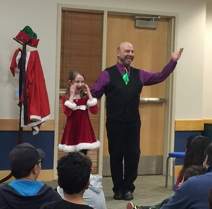 North Pole 2018 Mountain View Library